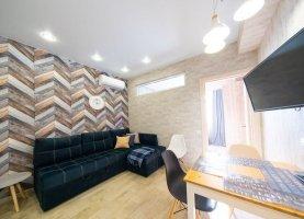 Снять - фото. Снять двухкомнатную квартиру посуточно без посредников, Краснодарский край, Эстонская улица, 37к9 - фото.