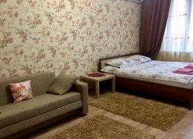 Снять - фото. Снять однокомнатную квартиру посуточно без посредников, Краснодар, улица Гидростроителей, 63, микрорайон Гидрострой - фото.