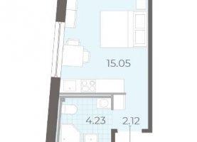 - фото. Купить квартиру студию без посредников, Санкт-Петербург, Василеостровский район - фото.