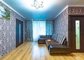 Снять - фото. Снять трехкомнатную квартиру посуточно без посредников, Москва, Весёлая улица, 33к4 - фото.