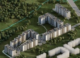 Продается 1-ком. квартира, 51.7 м2, Калининград, Московский район