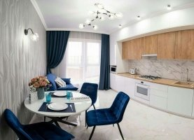 Снять - фото. Снять однокомнатную квартиру посуточно без посредников, Краснодарский край, набережная Адмирала Серебрякова, 79Б - фото.
